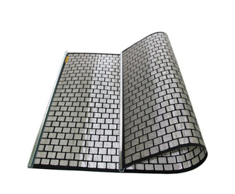 How to Make The Vibrating Screen Without Blocking The Screen?